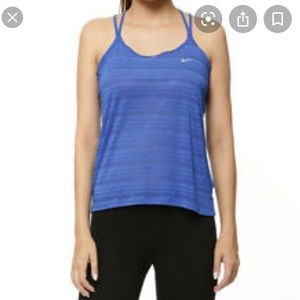 Nike Dri-FIT Touch Breeze Strappy Tank Top i